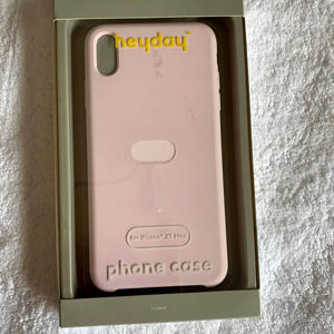 Heyday Pink Iphone Xs Max Phone Case